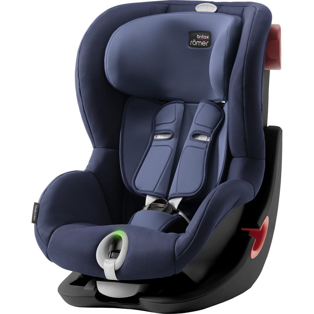 Scaun auto King II LS Black Series Moonligt blue Britax Romer