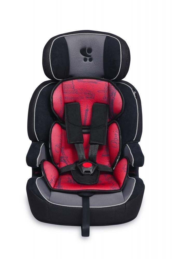 Scaun auto Navigator 9-36 Kg Black Red Cities din categoria Scaune Auto Copii de la LORELLI