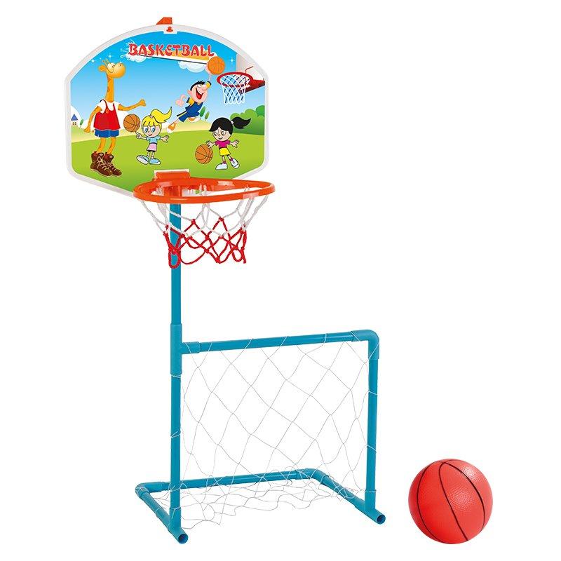 Set 2 in 1 Magic basketball si fotbal