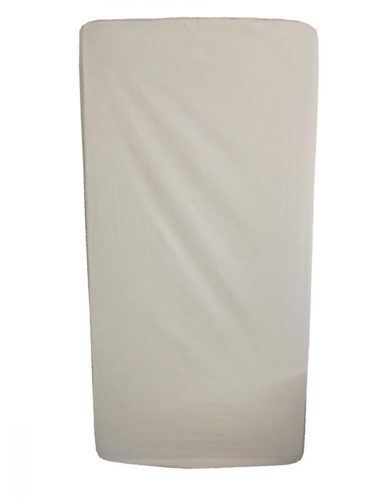 Set cearceafuri Stelute cu alb cu elastic pentru saltea 63 x 127 cm imagine