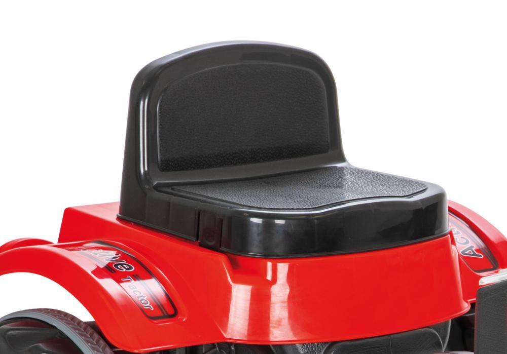 Tractor cu pedale pentru copii Active Red - 1