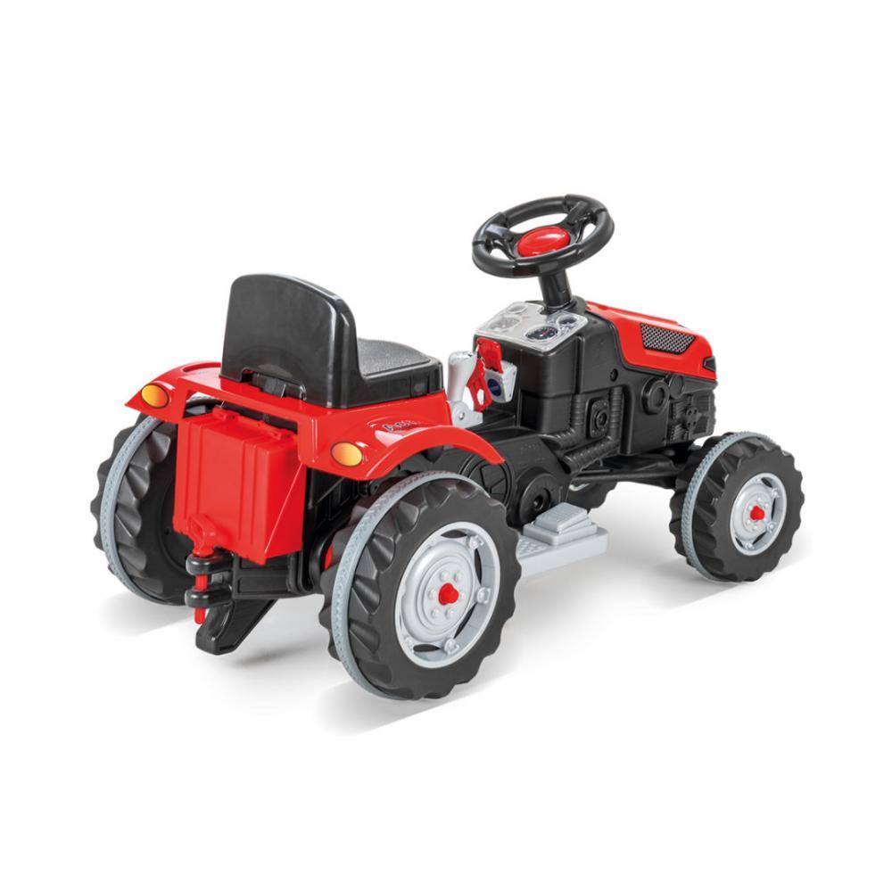 Tractor electric pentru copii Active Red - 6
