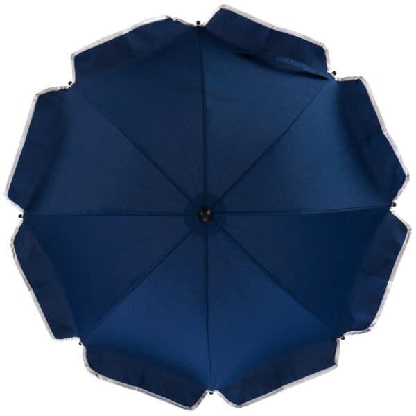 Umbrela  pentru carucior UV 50+ Melange marin Fillikid