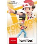 Amiibo Pokemon Trainer Super Smash