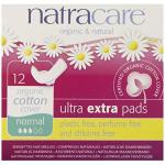 Absorbante Ultra Extra de noapte (3 picaturi) normal Natracare