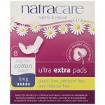 Absorbante Ultra Extra de noapte (5 picaturi) lung Natracare