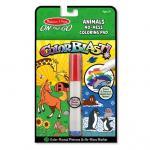 Carnet de colorat Colorblat Animale Melissa & Doug