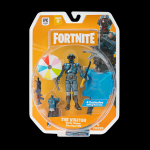 Set supravietuire cu figurina The Visitor Fortnite