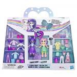 Set cu mini figurine Equestria Girls Fashion Squad cu 40 de acesorii Hasbro