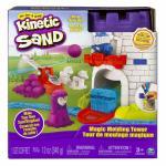 Nisip Kinetic Castelul cu nisip si forme