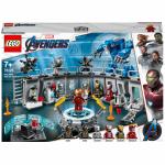 Lego Iron Man Sala Armurilor