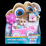 Figurina Puppy Dog Pals Power Vehicles Keia