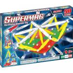Set constructii Classic Primary Supermag 98 piese