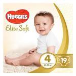Scutece Huggies Elite Soft nr 4 8-14 kg 19 buc