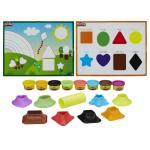Set plastilina culori si forme Play Doh