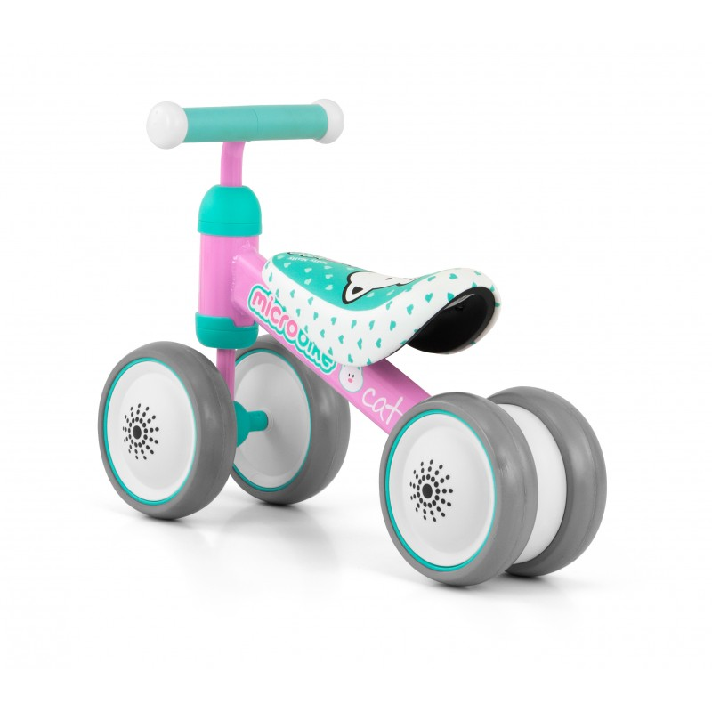 Bicicleta Copii Start Up Micro Pink