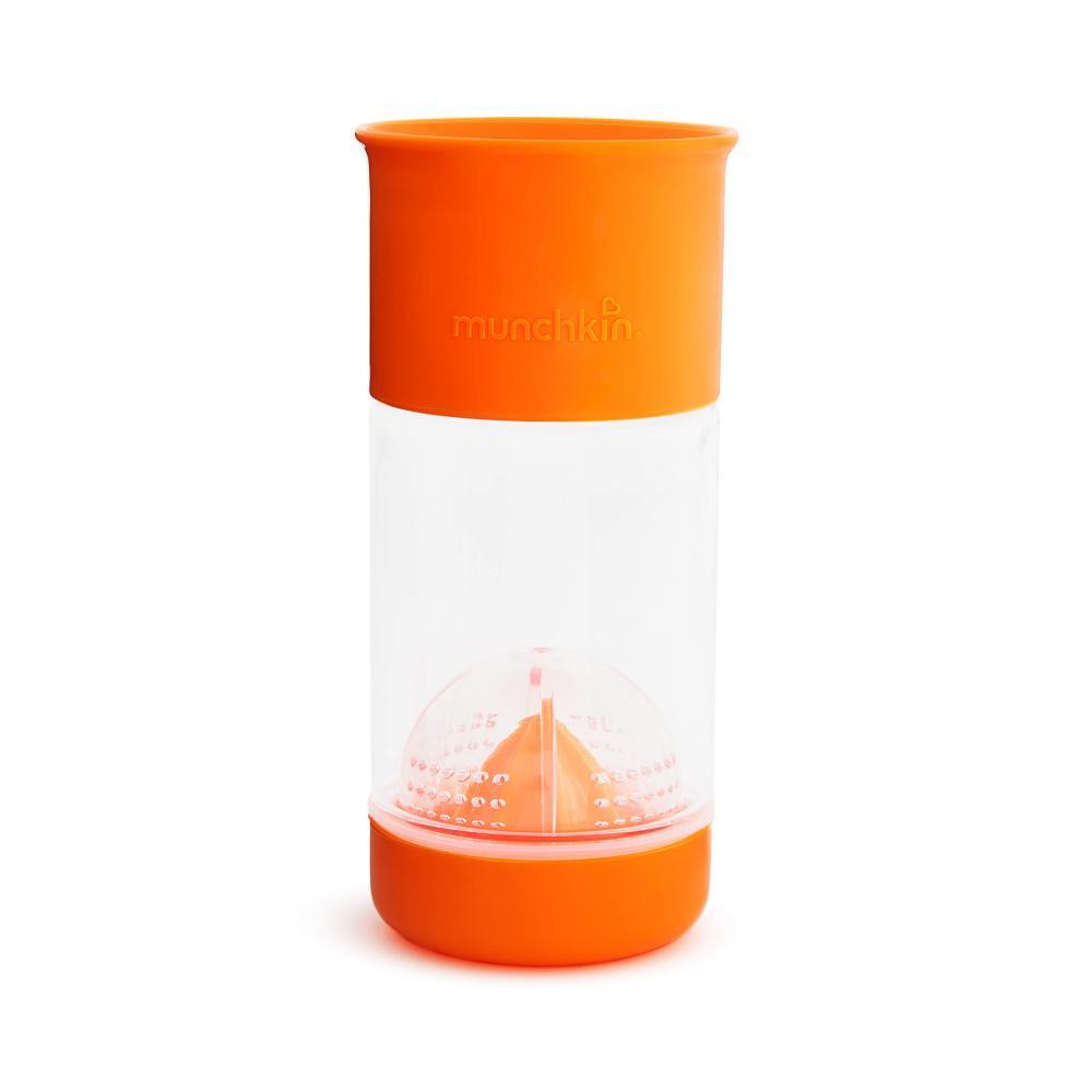 Cana Miracle cu infuzor de fructe Orange