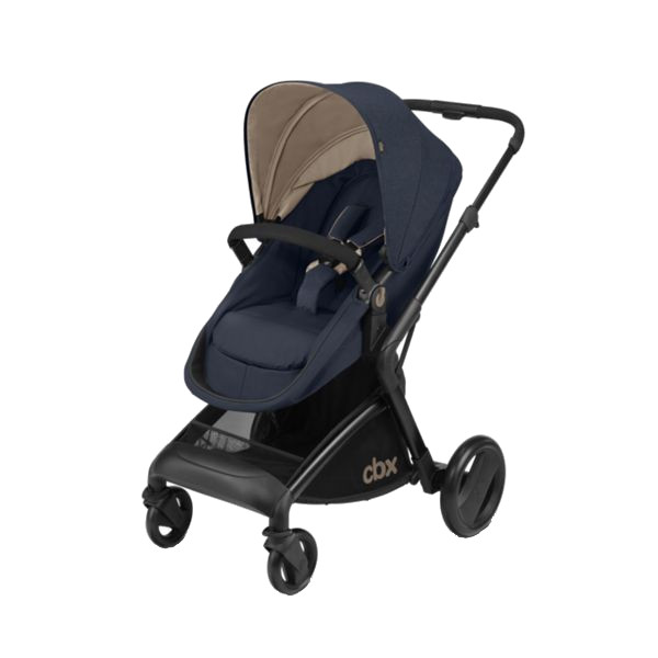 Carucior transformabil 2 in 1 Cybex Bimisi Flex Blue