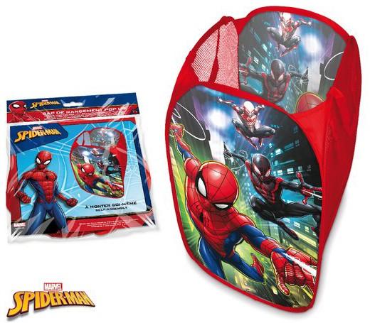 Cos depozitare Spiderman SunCity LEY1004LQ imagine