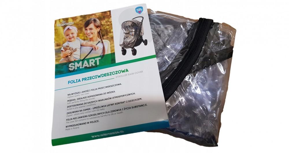 Husa protectie ploaie pentru carucior Smart Baby Design imagine