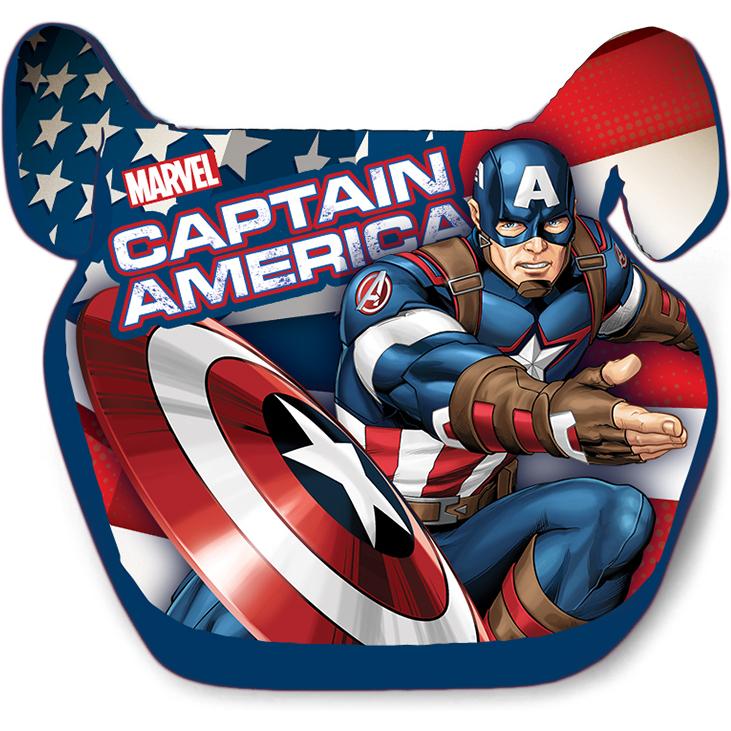 Inaltator auto Avengers Captain America Seven imagine