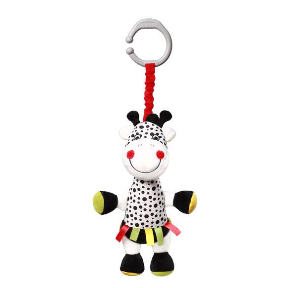 Jucarie de plus cu vibratii Baby Ono Girafa Adelle