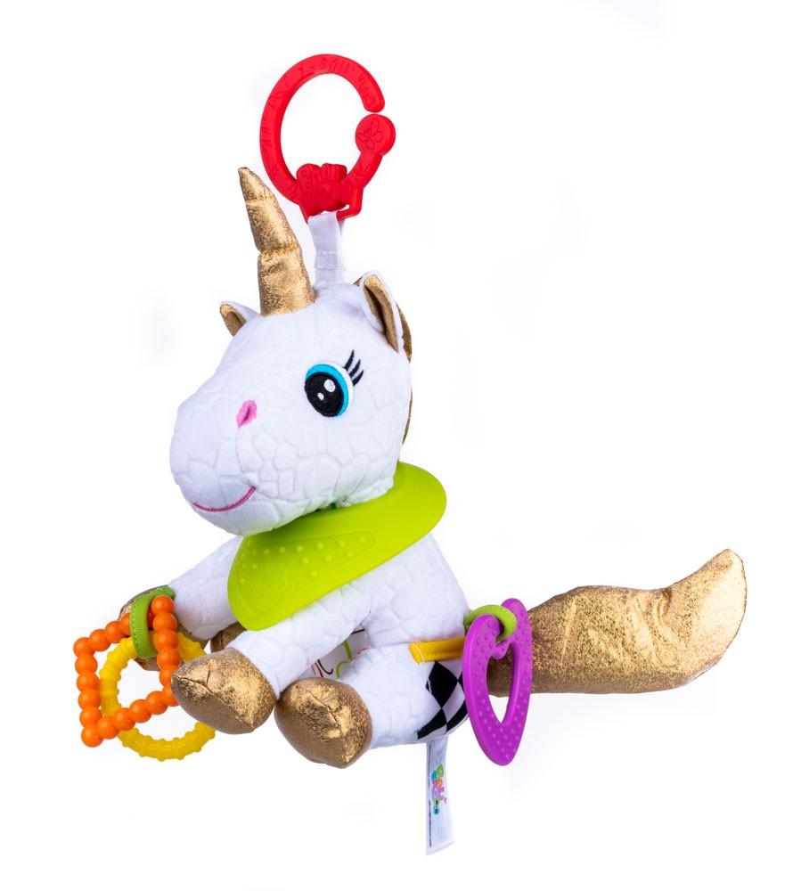 Jucarie pentru carucior Unicorn Bella Bali Bazoo