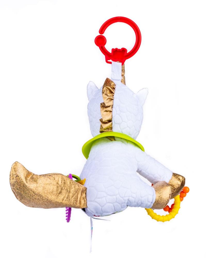 Jucarie pentru carucior Unicorn Bella Bali Bazoo - 2