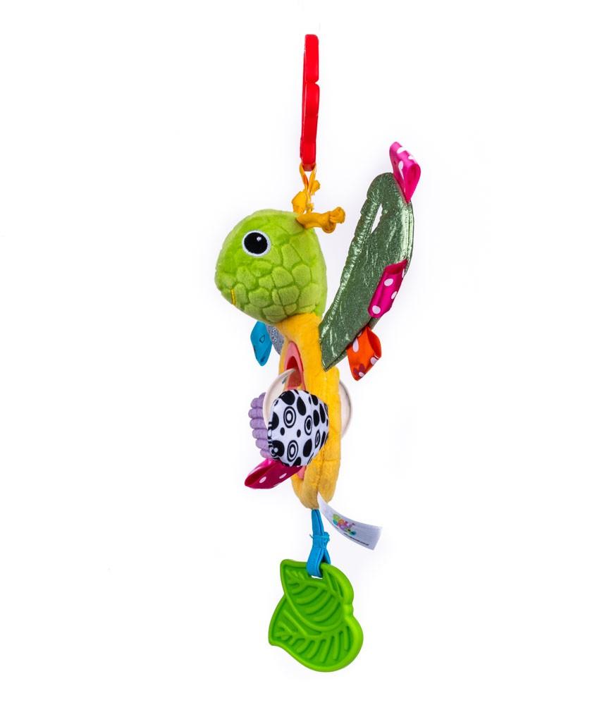 Jucarie pentru carucior Fluturasul Lulu Bali Bazoo - 1