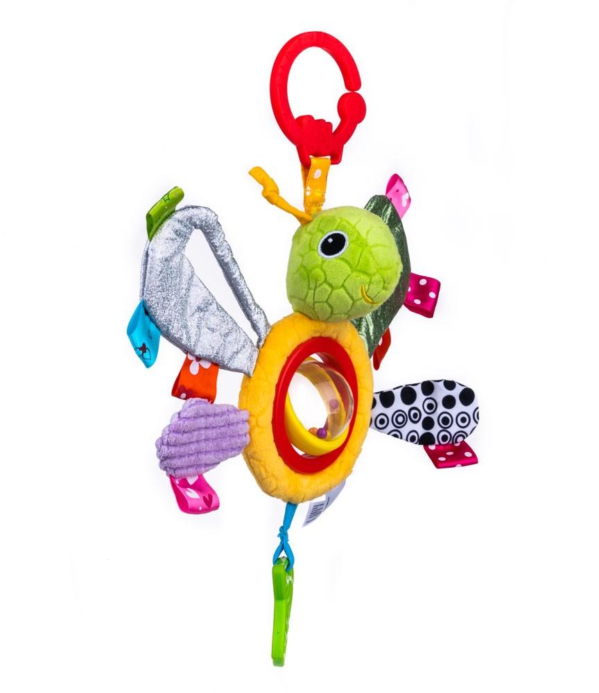 Jucarie pentru carucior Fluturasul Lulu Bali Bazoo - 3