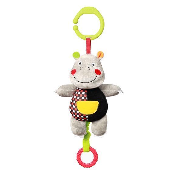 Jucarie muzicala pentru copii Hipopotam Albert - 2