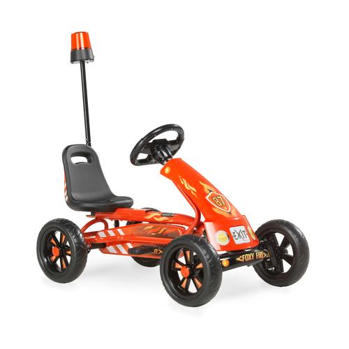 Kart cu pedale Exit Toys Foxy Fire
