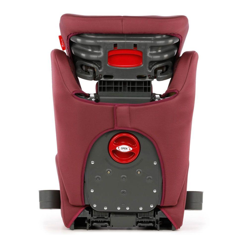 Scaun auto cu Isofix 15-36 kg Diono Monterey 2CXT Fix Plum