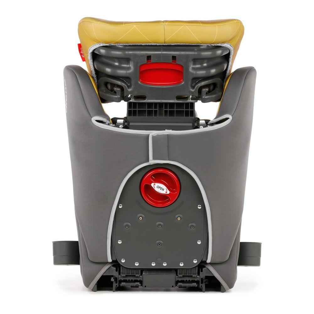 Scaun auto cu Isofix 15-36 kg Diono Monterey 2CXT Fix Yellow Sulphur