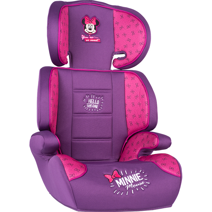 Scaun auto Minnie 15-36 kg Seven imagine
