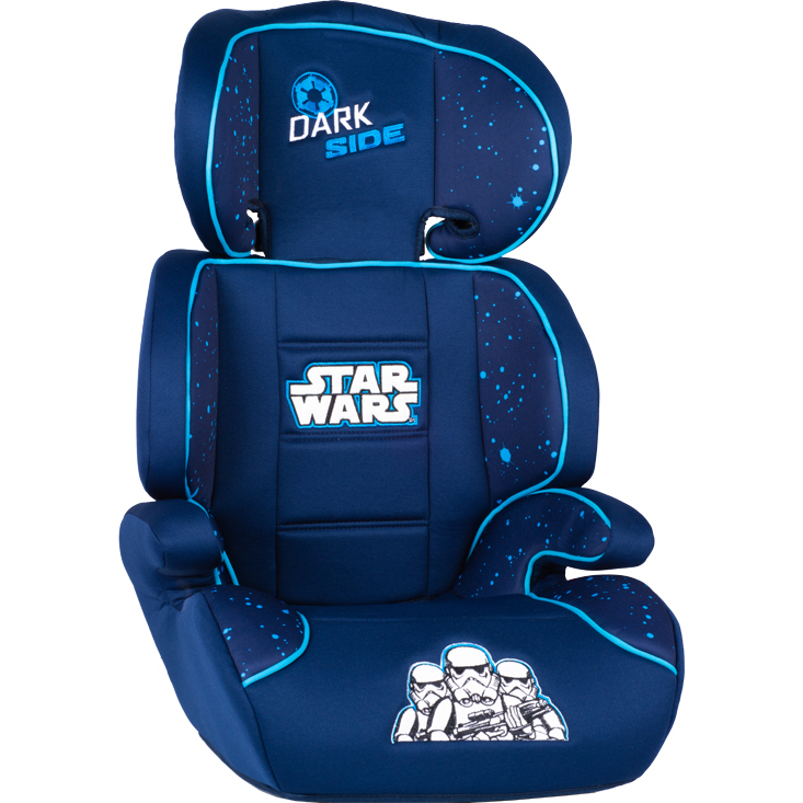 Scaun auto Star Wars 15-36 kg Seven imagine