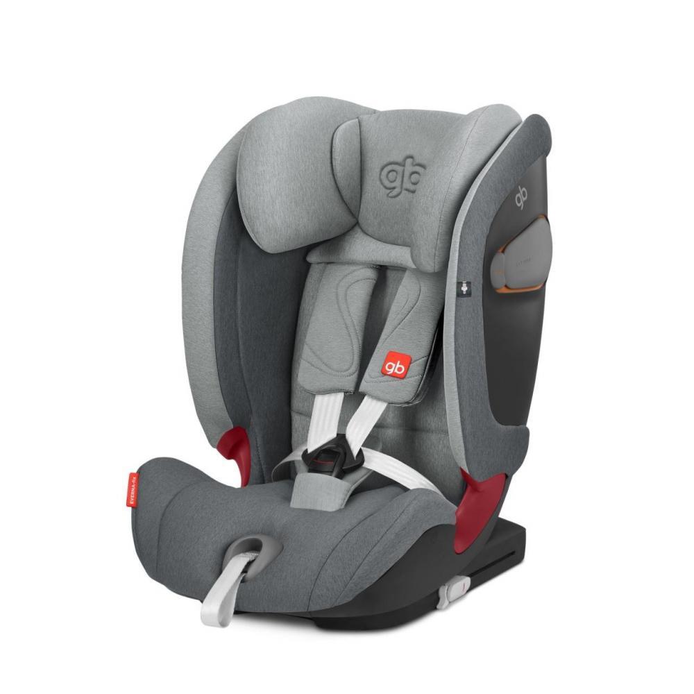 Scaun auto gb Everna-fix London Grey 9-36 kg