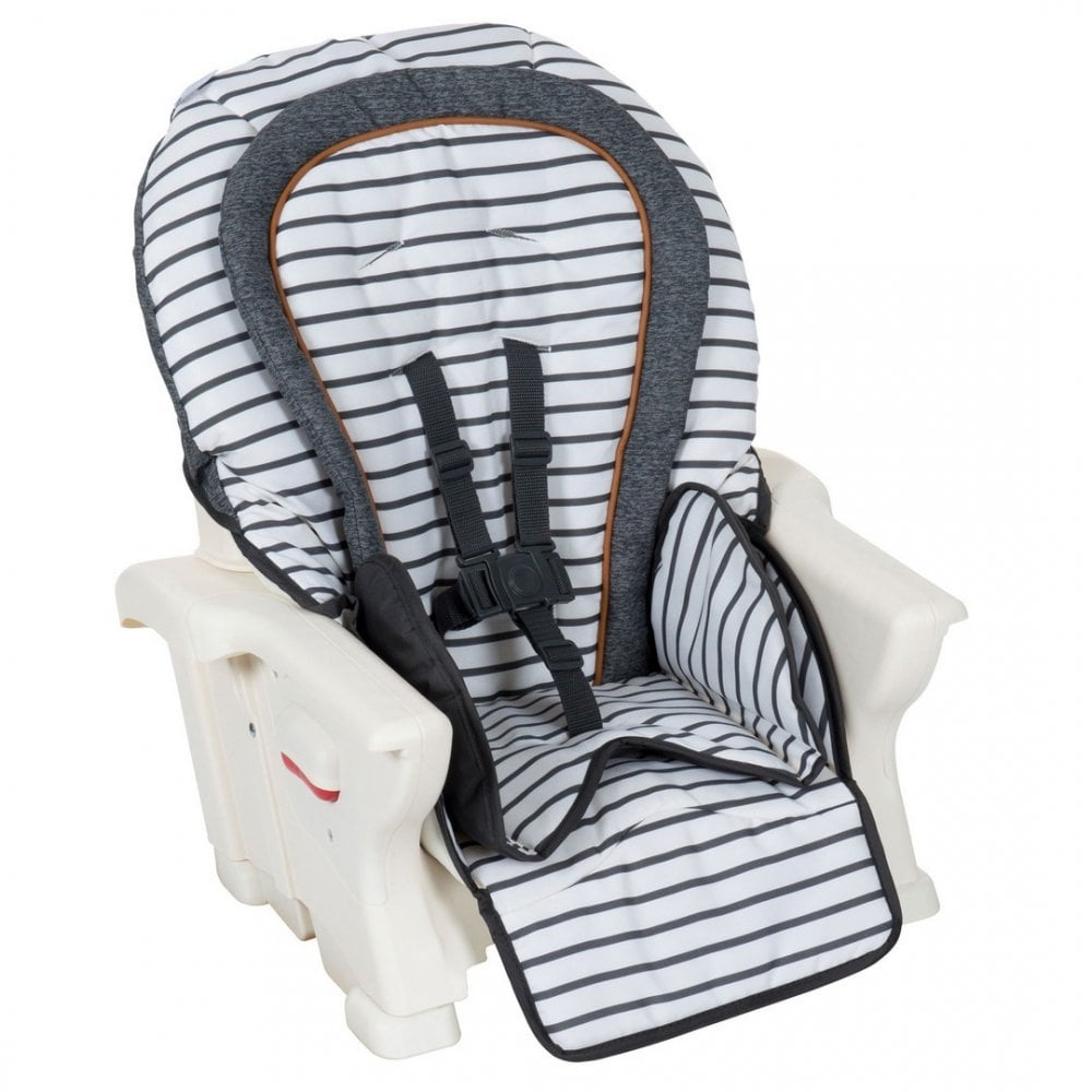 Scaun de masa 3 in 1 Graco Table2Boost Breton Stripe
