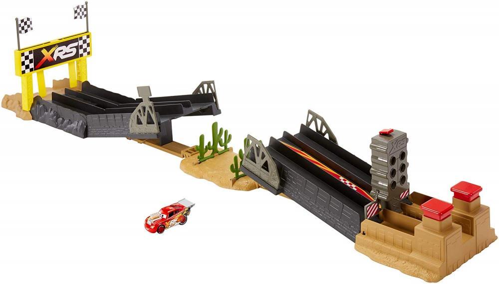Set de joaca pista de cursa Cars