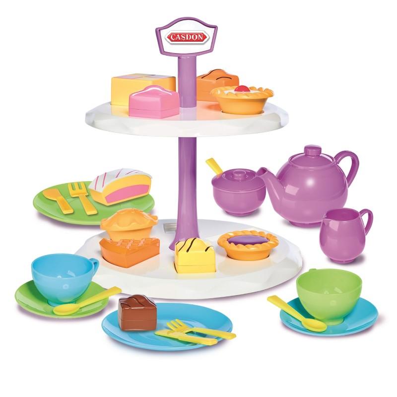 Set de prajituri si ceai Mr. Kipling