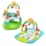 Centru de activitati 2 in 1 Laugh & Lights Bright Starts