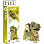 DIY Animale 3D Eugy Dragon Brainstorm Toys