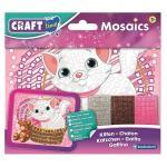 Kit Mozaic Mini Pisicuta Brainstorm Toys C7003