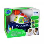 Masina de politie lumini si sunete