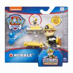 Figurina Paw Patrol Eroi in Actiune Rubble