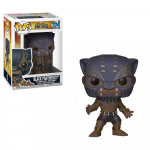 Figurina Marvel Black Panther Warrior Falls