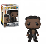 Figurina Marvel Black Panther Killmonger W Scars