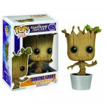 Figurina Marvel Guardians Of The Galaxy Dancing Groot
