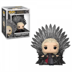 Figurina Got S10 Daenerys Sitting on Throne