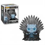 Figurina Got S10 Night King Sitting on Throne
